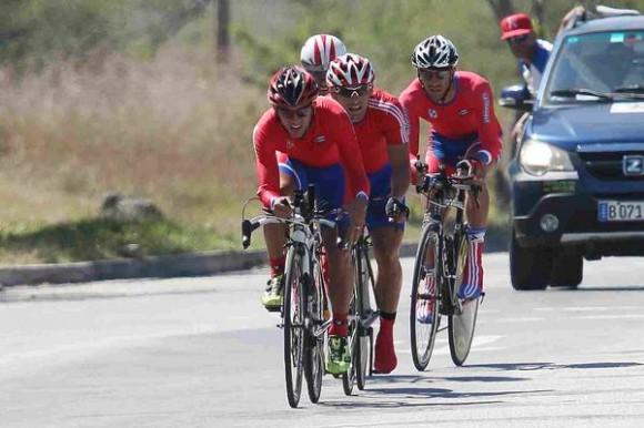 Gana ciclista santiaguero sexta etapa del Clásico Nacional