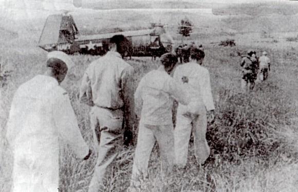 Operación Antiaérea: Americanos detenidos