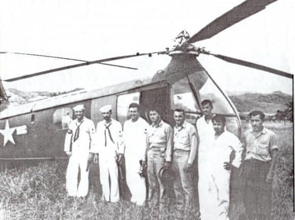 Operación Antiaérea: Americanos detenidos.