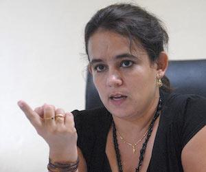 Ailyn Febles Estrada. Foto: Juventud Rebelde.