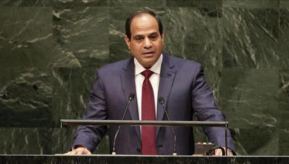 Al Sisi Egipto