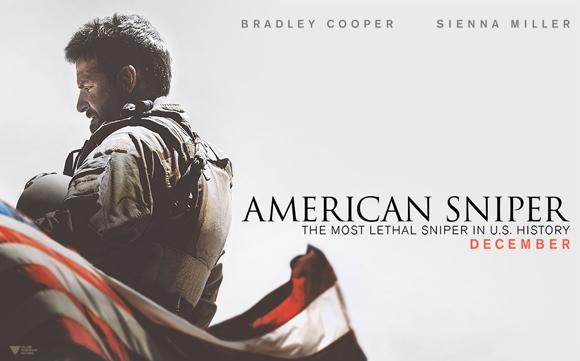Francotirador americano.