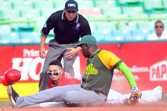 Serie del Caribe 2015 PR Tomateros de Mexico vs Pinar del Rio Cuba ganan los mexicanos 2 x 1. Foto: Ricardo López Hevia / Enviado especial Granma / Cubadebate
