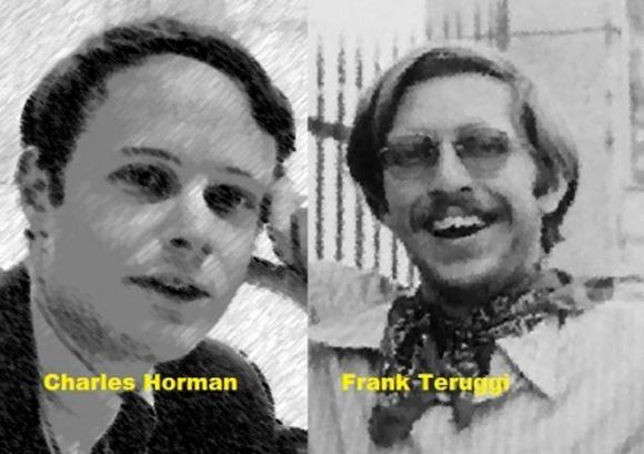 Charles Horman y Frank Teruggi