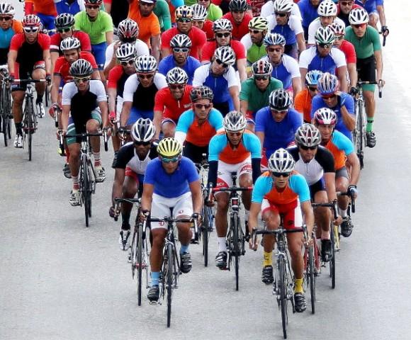 Clásico Ciclístico Nacional. 7ma etapa. Foto: Otmaro Rodríguez / Cubadebate