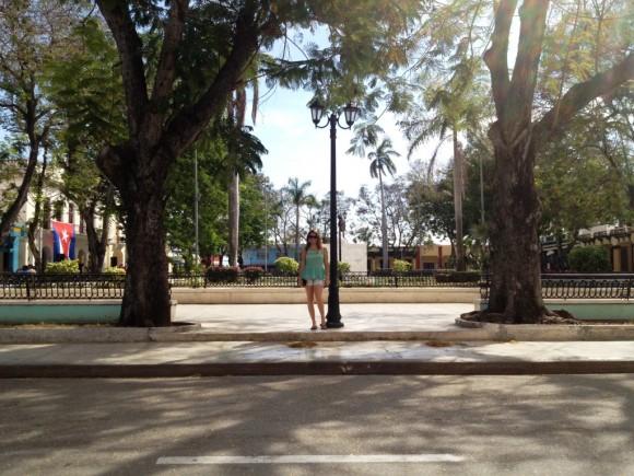 En el Parque foto Diana Acuña Riancho