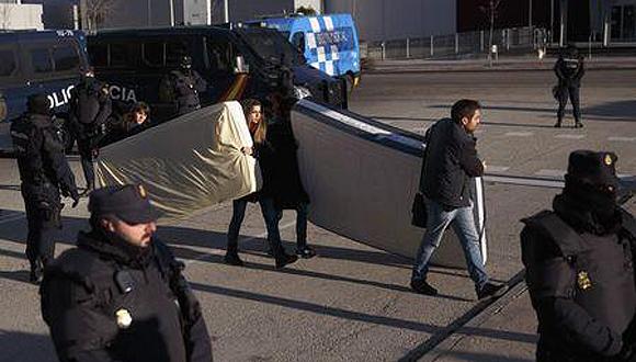 Un 27,3 % de los españoles se encuentran en riesgo de pobreza o exclusión social. Foto: Reuters