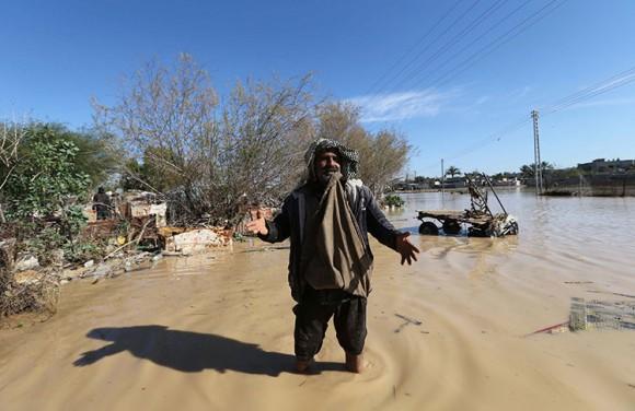 Gaza inundación (3)