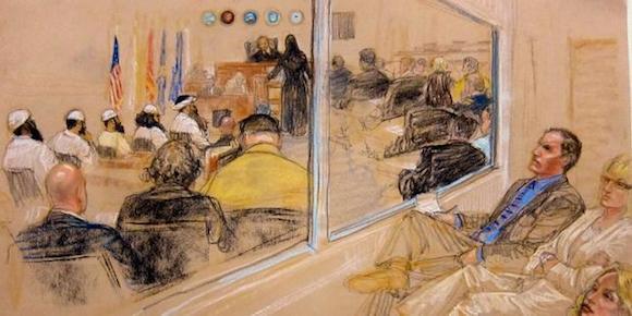 Guantanamo tribunal