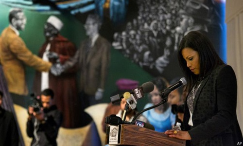 Hija Malcolm X