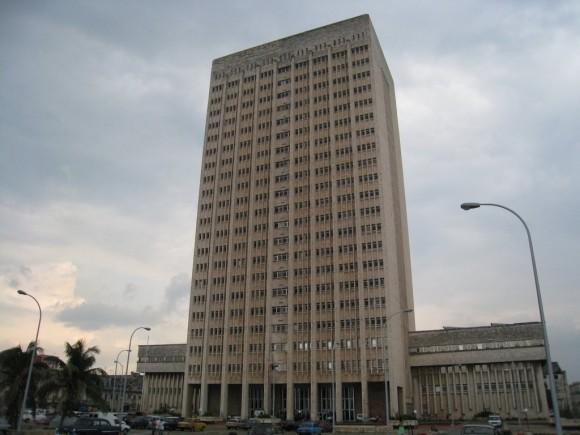 Hospital Hermanos Ameijeiras, una de las instituciones líderes del sistema de salud cubano.