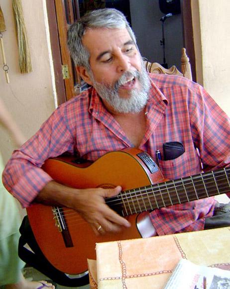 Larry Morales.