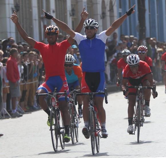 Leandro Marcos, Ganador en Villa Clara. Clásico Nacional. Foto: Otmaro Rodríguez / cubadebate