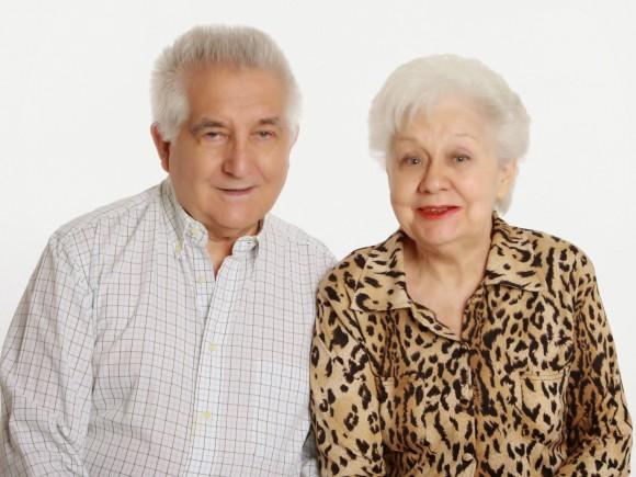 Pedraza Ginori y Loly, en junio de 2014.