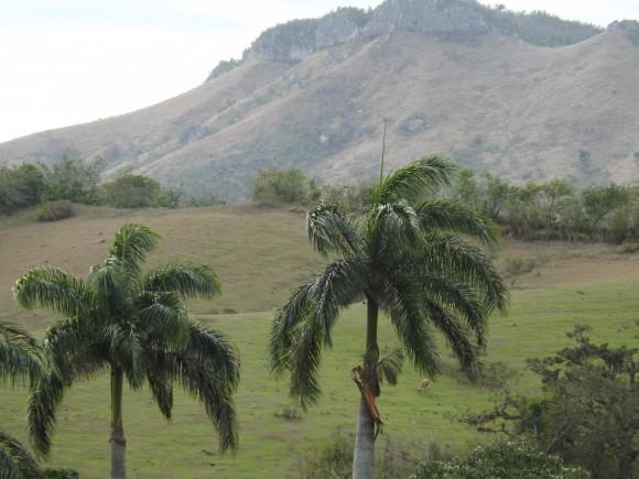 Loma de la Picota, municipio San Luis, Santiago de Cuba. Foto: Juana Maria Santana, trabajadora de Radio Majaguabo / Cubadebate