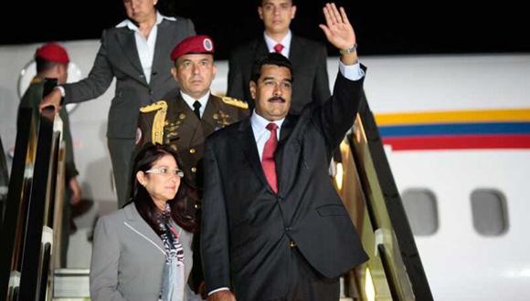 Maduro en Trinidad y Tobago B