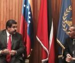 Maduro en Trinidad y Tobago C