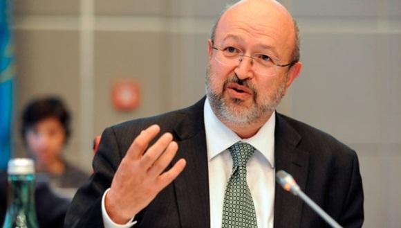 Zannier llamó a las partes a aprovechar la tregua acordada en la capital bielorrusa / Foto: AP.