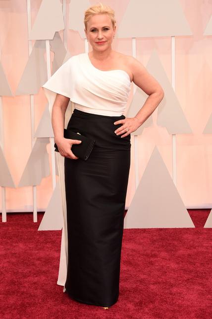 Patricia Arquette, ganadora por Boyhood.