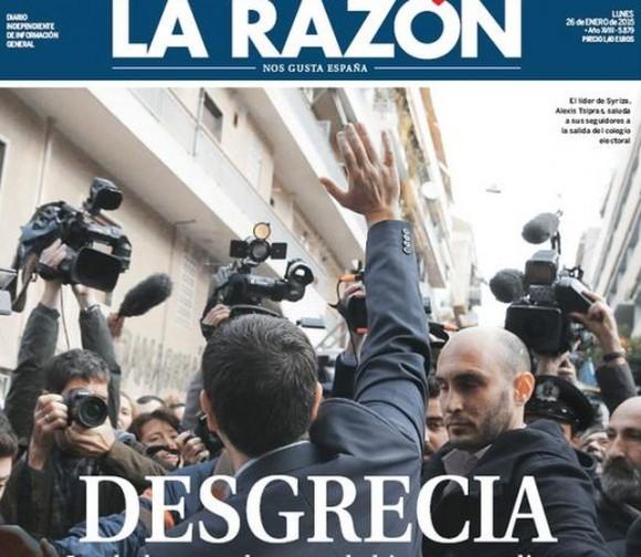 Portada-Razon-victoria-Syriza-Perlas_EDIIMA20150201_0206_13