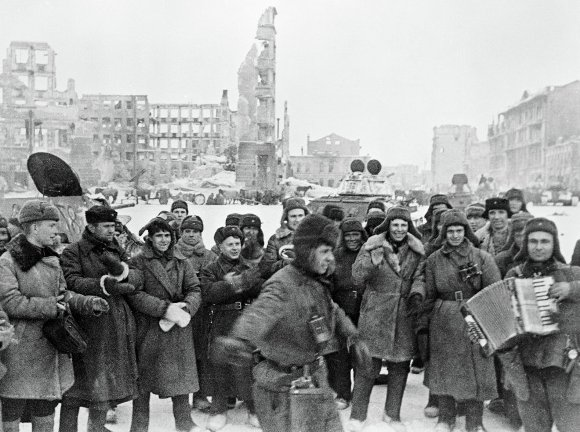 batalla de stalingrado 25