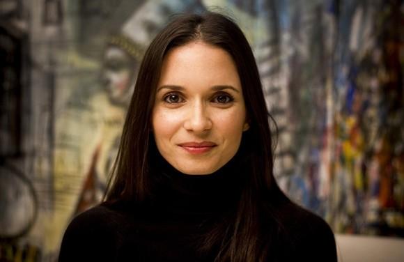 Diana Fuentes. Foto: Fernando Medina.