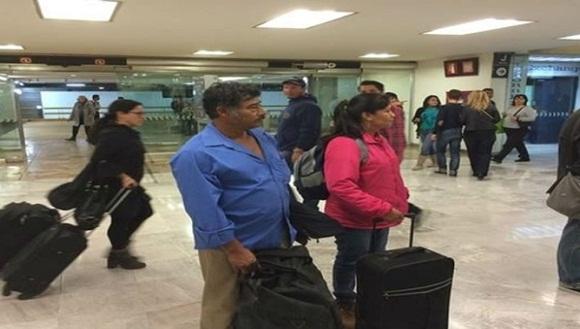 Con abogados defensores de los DD.HH., los familiares de los 43 normalistas de Ayotzinapa acudirán a la ONU a pedir que el caso no sea cerrado.