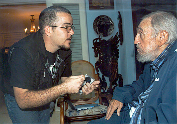 University Student Leader Recalls Recent Visit to Fidel Castro