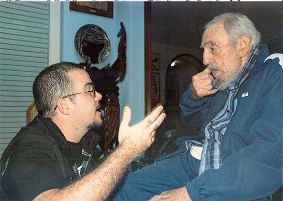fidel castro randy presidente feu3