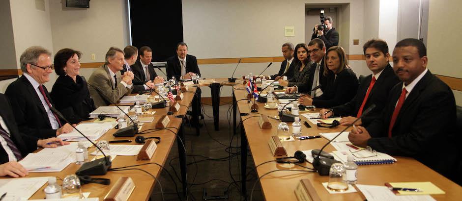 Abre Ronda de Conversaciones Cuba-EEUU en el Departamento de Estado (+ Fotos y Video)