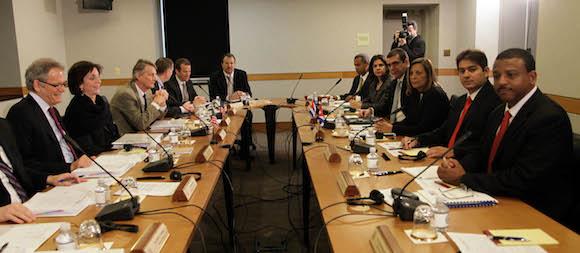 Instalada ronda de diálogo Cuba - EE.UU. para restablecer relaciones