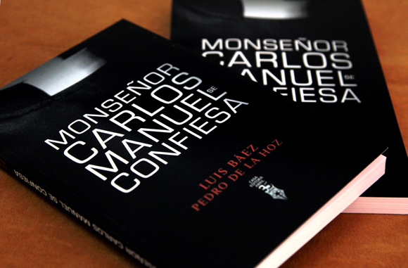Monseñor Carlos Manuel se confiesa