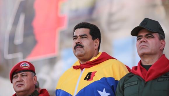 Nicolás Maduro. Foto: Miraflores.
