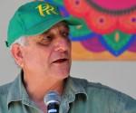 El autor del volumen y asiduo colaborador de Cubadebate, JUan Antonio Martínez de Osaba. Foto: Ladyrene Pérez / Cubadebate.