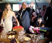 Paris Hilton. Foto: Daily Mail