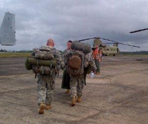 soldados estadounidenses ebola africa