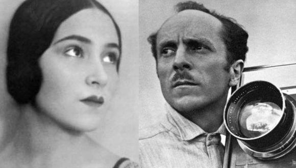 Tina Modotti y Edward Weston