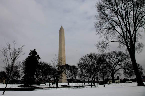 Monumento a Washington. Foto: Ismael Francisco/ Cubadebate