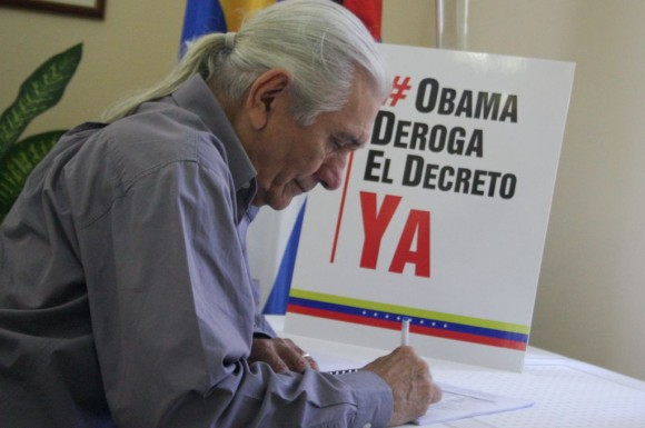 Waldo Leyva. Foto: Embajada de Venezuela en Cuba.