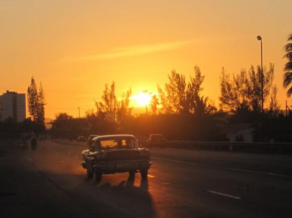 Atardecer en Matanzas. Foto: Liz Anette / Cubadebate