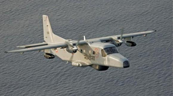 Indian Navy Dornier 228 aircraft