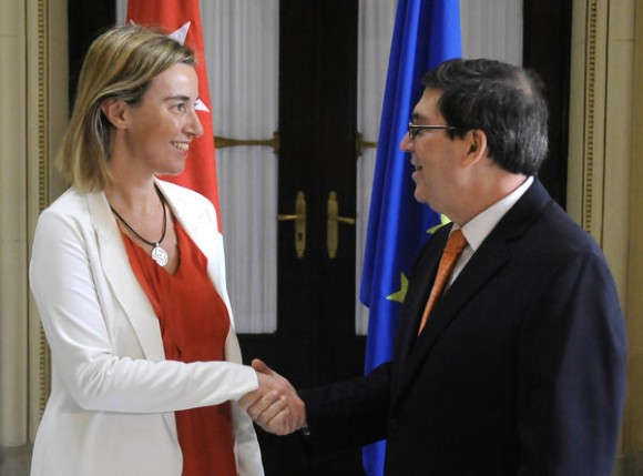 Cuba and the EU to Continue Holding Constructive Talks