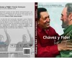Carátula DVD Chávez y Fidel, hasta siempre
