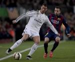 Cristiano empató en el primer tiempo.