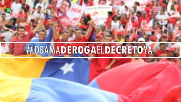 Congresistas de EEUU piden a Obama que reconsidere sanciones contra Venezuela