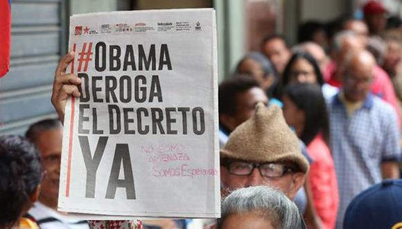 Nicolás Maduro: Ya superamos los 4 millones de firmas para que se derogue el Decreto