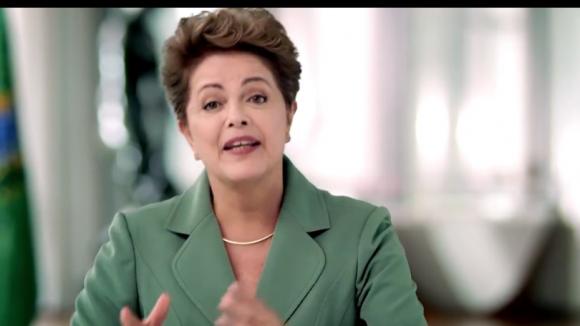 Dilma Rousseff, presidenta de Brasil. Foto: Archivo.