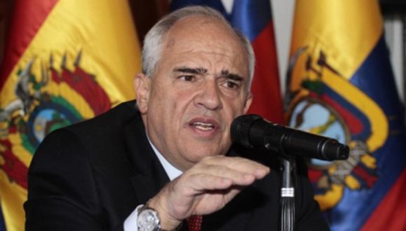 Samper asegura que la Cumbre abordará  temas que parecen no ser de interés para el Gobierno estadounidense | Foto: EFE