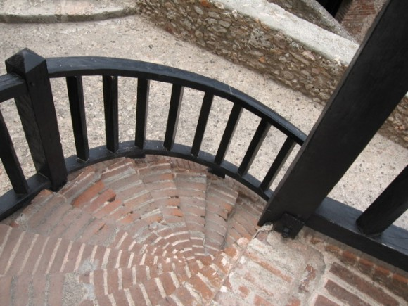 Escalera de Caracol en el Morro de Santiago. Foto: Guillermo González Yanez / Cubadebate