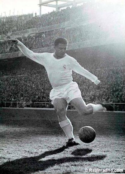 Ferenc Puskas, el ídolo húngaro del Real Madrid en los 50